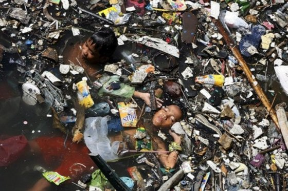 Загрязнение Мирового океана: пластик
