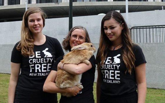В Новой Зеландии запретили тестирование косметики на животных