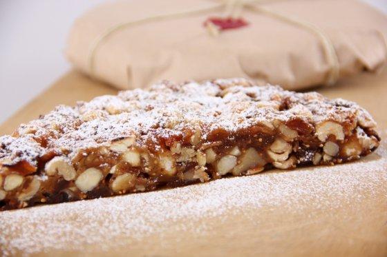 Панфорте (итальянский десерт)