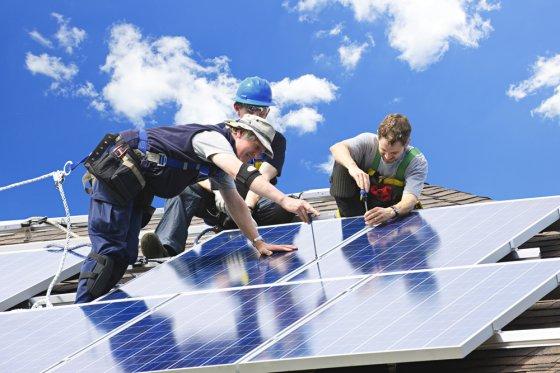 В Калифорнии для граждан  с низким доходом бесплатно установят солнечные панели