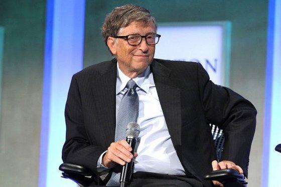 Билл Гейтс: Будущее за веганством