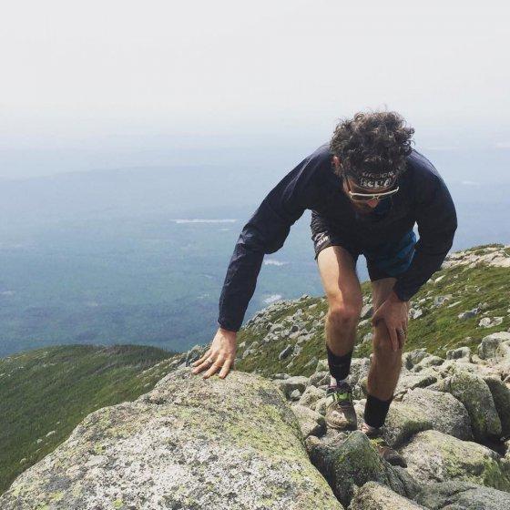 Веган-ультрамарафонец Скотт Джурек установил очередной рекорд