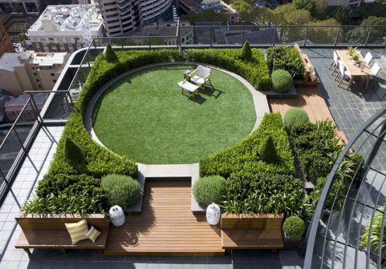 Во Франции  крыши новых зданий покроют растениями или солнечными батареями