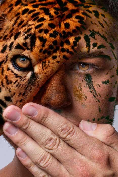 Оригинальный протест против зоопарков: фотоработы  Девина Митчелла