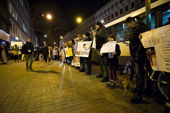Латвия выступает за запрет цирка с животными