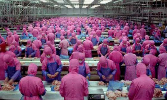 Заставляющее задуматься 6-минутное видео из фильма «Самсара» об обществе потребления