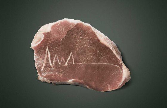 «Шипящий соблазн: искушение мясом» из книги Нила Барнарда «Преодолеваем пищевые соблазны»