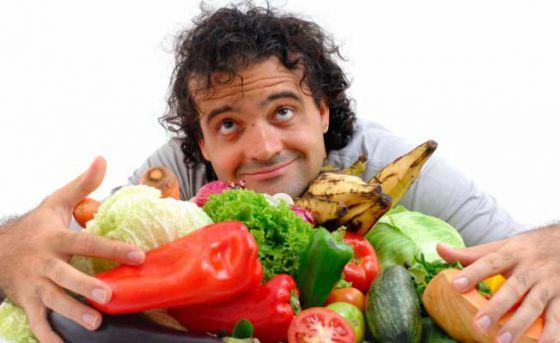 Растительное  питание  снижает  риск развития рака простаты у мужчин