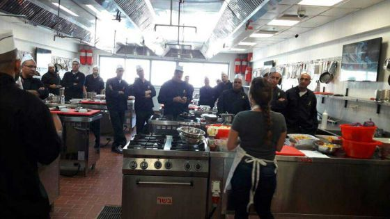 В Армии  Израиля обучают поваров веганской кухни