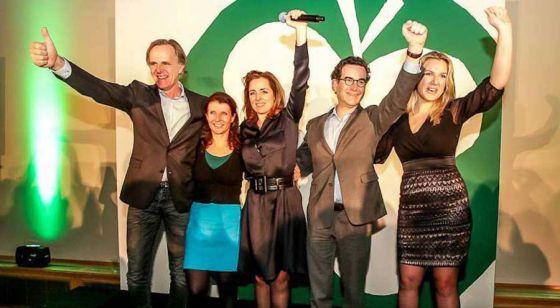 Партия защиты животных в Нидерландах получила 5 мест в Парламенте