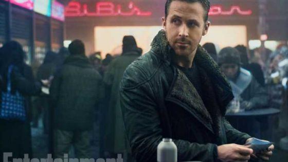 Райан  Гослинг надел веганское пальто  для фильма «Бегущий по лезвию 2049»