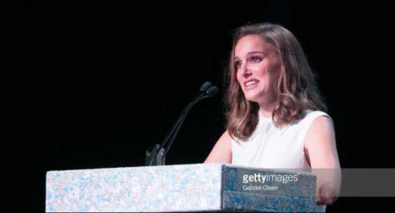 Натали Портман призвала к веганству