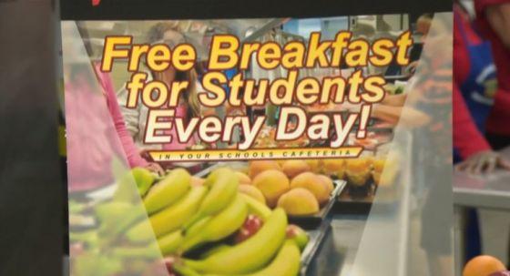 Общественные школы округа Майами-Дейд  предоставят  бесплатные веганские завтраки