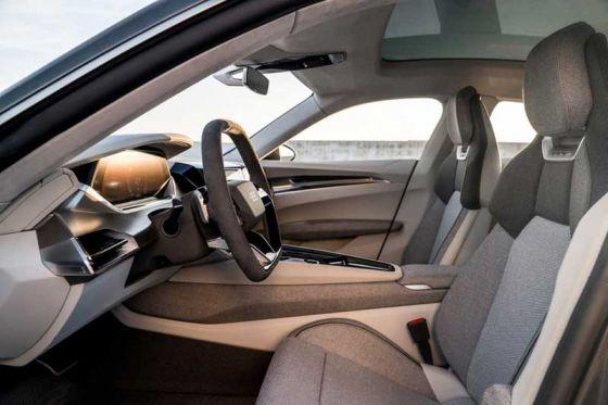 Audi представила  первый спортивный автомобиль VEGAN ELECTRIC