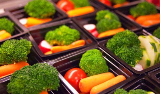 Школы округа Колумбия будут предоставлять  веганское  питание