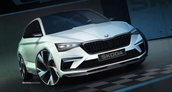 Skoda создала  экологичный  автомобиль с полностью веганским интерьером