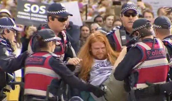 Фильм «Dominion»  набрал  55000 просмотров  за 48 часов после австралийских протестов