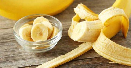 Бананы дают такой же заряд  энергии, как  спортивные напитки