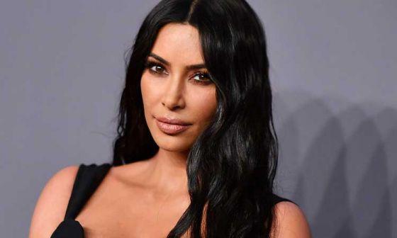 Ким  Кардашьян  отказалась от меха животных