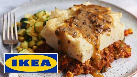 IKEA UK предлагает рождественское меню без мяса